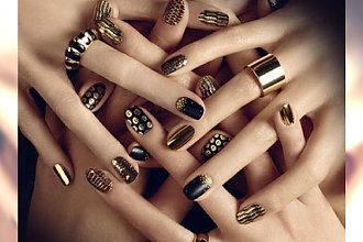 Elegancki, szykowny manicure, który sprawdzi się w każdej sytuacji