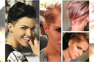 Krótkie fryzury undercut - nowoczesne, z charakterem i bardzo sexy