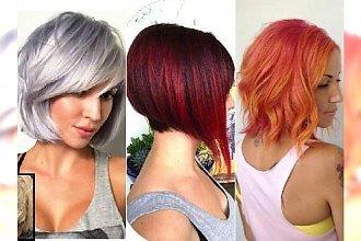 Nowe kolory włosów: lawenda, purpura, mango. Macie odwagę?