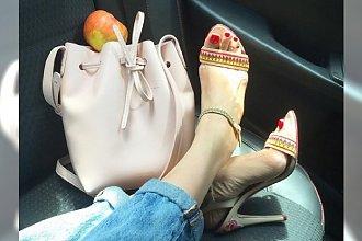 Najładniejsze buty z Instagram. Zobacz co noszą it-girls na sezon lato 2015!