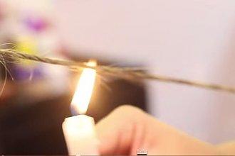Veloterapia, czyli przypalanie włosów świecą to skuteczny sposób na gładsze i zdrowsze włosy
