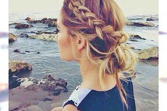 Olśniewające fryzury z dziewczęcym warkoczem na każdy dzień tygodnia