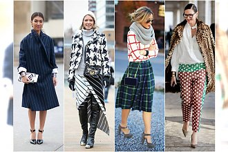 Najgorętsze wzory na jesień 2015 - 4 Printy, które zdominują twoją garderobę w tym sezonie