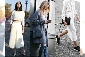 Jesienny minimalizm - Trendy na sezon 2015