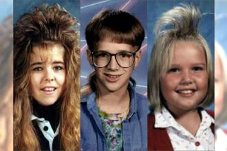 Najgorsze fryzury naszego dzieciństwa. 25 uczesań, które sprawiały że każdy z nas drżał na myśl o fryzjerze!