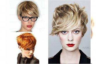 Odświeżające krótkie fryzury z grzywką - 20 Nowoczesnych propozycji
