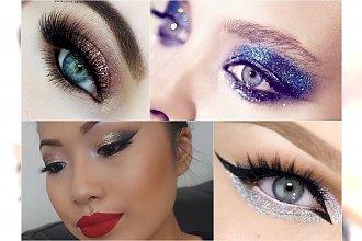 Brokatowy makijaż, który rozjaśni Wasz dzień! 15 czarujących propozycji
