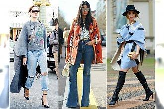 Sposoby na jesienną pelerynę - Inspiracje Street Style