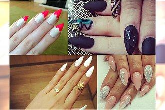 Czarujące wzory dla Stiletto nails - Krok po kroku na szybkie i dziewczęce manicure