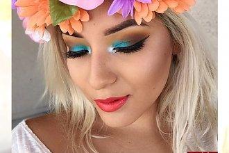 Makijaż oka perfekcyjny na imprezy oraz spotkania okolicznościowe