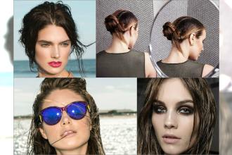 HOT: Trend na mokre włosy. Czyli sposób na idealną plażową fryzurę!