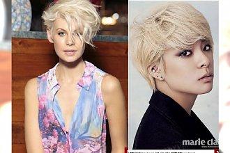 Krótkie fryzury dla dziewczęcych, wymagających blondynek - TOP 21!