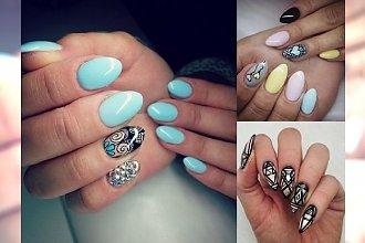 Mega modny manicure - galeria pełna gorących, hipnotyzujących inspiracji 2015