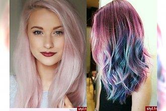 Postaw na oryginalną, pozytywnie zakręconą koloryzację włosów - gorące fryzjerskie trendy [GALERIA]