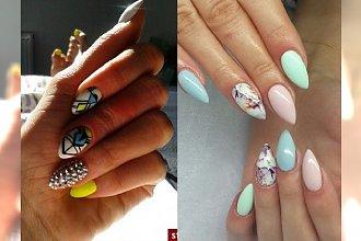 Wzorki manicure, dzięki którym pokochasz swoje dłonie [MEGA GALERIA]