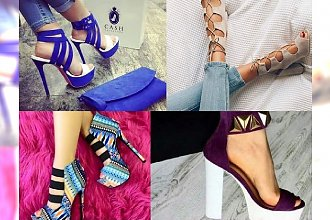 HOT szpilki i buty na obcasie - mega fasony na 2015/16