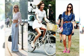 Lato w mieście: kreatywnie i modnie - Najlepsze stylizacje Street Style ze stolic mody!