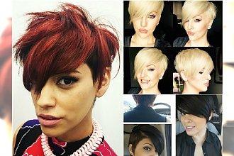 Krótkie fryzury z grzywką: na bok, prostą, długą, krótką. Galeria najlepszych inspiracji