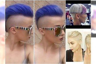 Krótkie fryzury dla ultranowoczesnych dziewczyn. Pixie i undercut w jeszcze ciekawszym wydaniu!