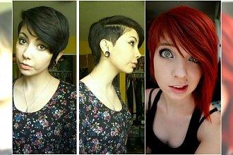 Krótkie fryzury asymetryczne. Ponad 30 propozycji na nowy sezon!