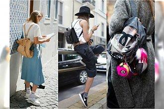 Plecak nie tylko do szkoły. Zobacz, jak nosić najmodniejszy dodatek tego sezonu!