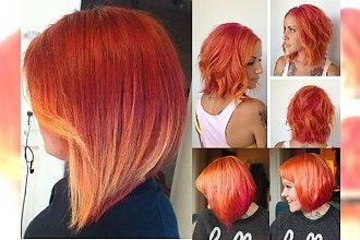 Modne kolory włosów: egzotyczne mango. Macie odwagę?