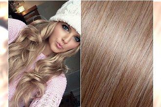 Szampański blond - modny odcień włosów dla wielbicielek świetlistych blondów
