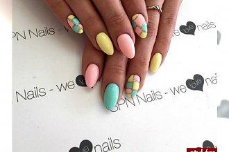 TOP 15 STYLowych propozycji manicure dla paznokci w kształcie migdałków
