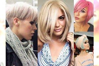 Mega modne cięcia włosów - całoroczny przegląd fryzjerskich trendów!