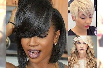 Najlepsze cięcia włosów z grzywką - PRZEGLĄD TRENDÓW