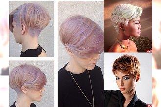 Najlepsze krótkie cięcia sezonu - poznaj największe fryzjerskie perły!