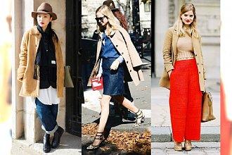 Najmodniejsze zestawy idealne z beżowy płaszczem - Zobacz jak wystylizować must have sezonu jesień 2015