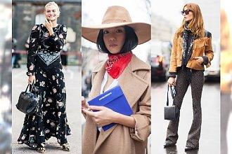 Bandana hitem sezonu jesień/zima 2015! Zobacz, jak noszą ją największe gwiazdy Street Style