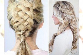 27 sposobów na subtelną fryzurę z warkoczem
