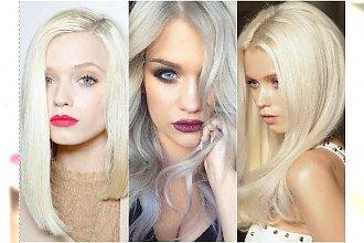 Najmodniejsze jasne blondy tej zimy: nordycka platyna, syberyjski, maślany