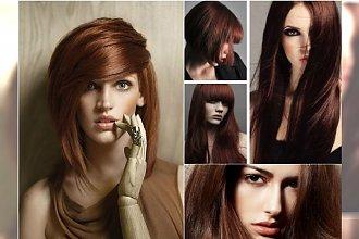 Modne kolory włosów jesień 2015: kasztan i cynamonowy brąz