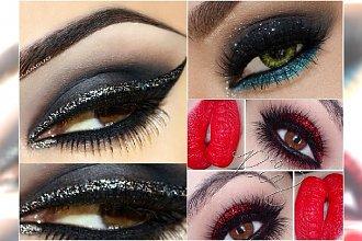 Mroczny makijaż na Halloween. Super propozycje smoky eyes i gothic makeup