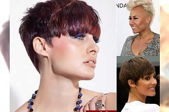 Krótkie fryzury w nowoczesnej odsłonie - cięcie dla perfekcjonistek!