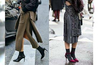 Klasa na obcasach - Podpowiadamy z czym nosić ulubione szpilki zimą!