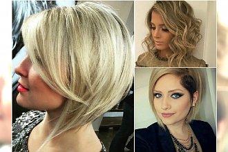 Fryzury średnie: bob, cieniowane, z grzywką. Najlepsze propozycje z Instagrama!