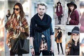 """""""Przyłapani na modzie"""" w październiku - najlepsze stylizacje miesiąca"""
