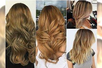 Wiosenne trendy: Blond w kolorze... cynamonu!