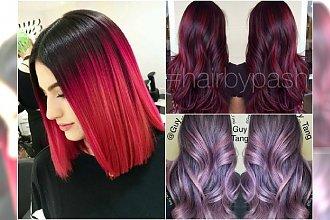 Ożywiamy kolor włosów na zimę! 20 pomysłów na modną koloryzację