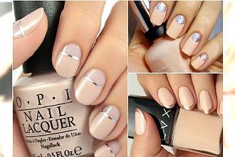 Paznokcie nude w nowej wersji - 20 super pomysłów na cielisty manicure