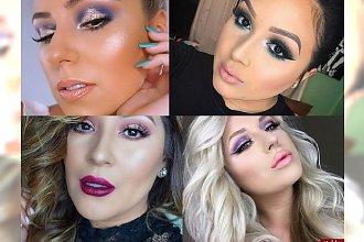 MEGA hipnotyzujące makijaże na karnawał 2016 [GALERIA]