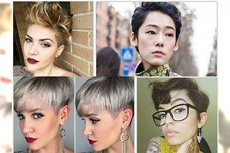 Trendy 2016: Krótkie fryzury Pixie, które podbiją Wasze serca - Najmodniejsze cięcia z pazurem