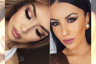 Nude makeup - niezwykle seksowne propozycje na makijaż w kolorze cielistym