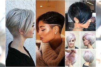Krótkie fryzury 2016 prosto z salonu. Te cięcia są hitem!