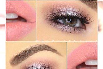 Różowy makijaż - świeży i zmysłowy. Najlepsze inspiracje z Instagrama