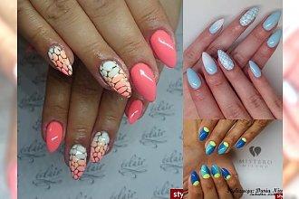 Najlepsze wzorki manicure - stylowe, nowoczesne, mega kobiece!